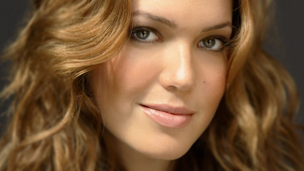 mandy moore face wallpapers
