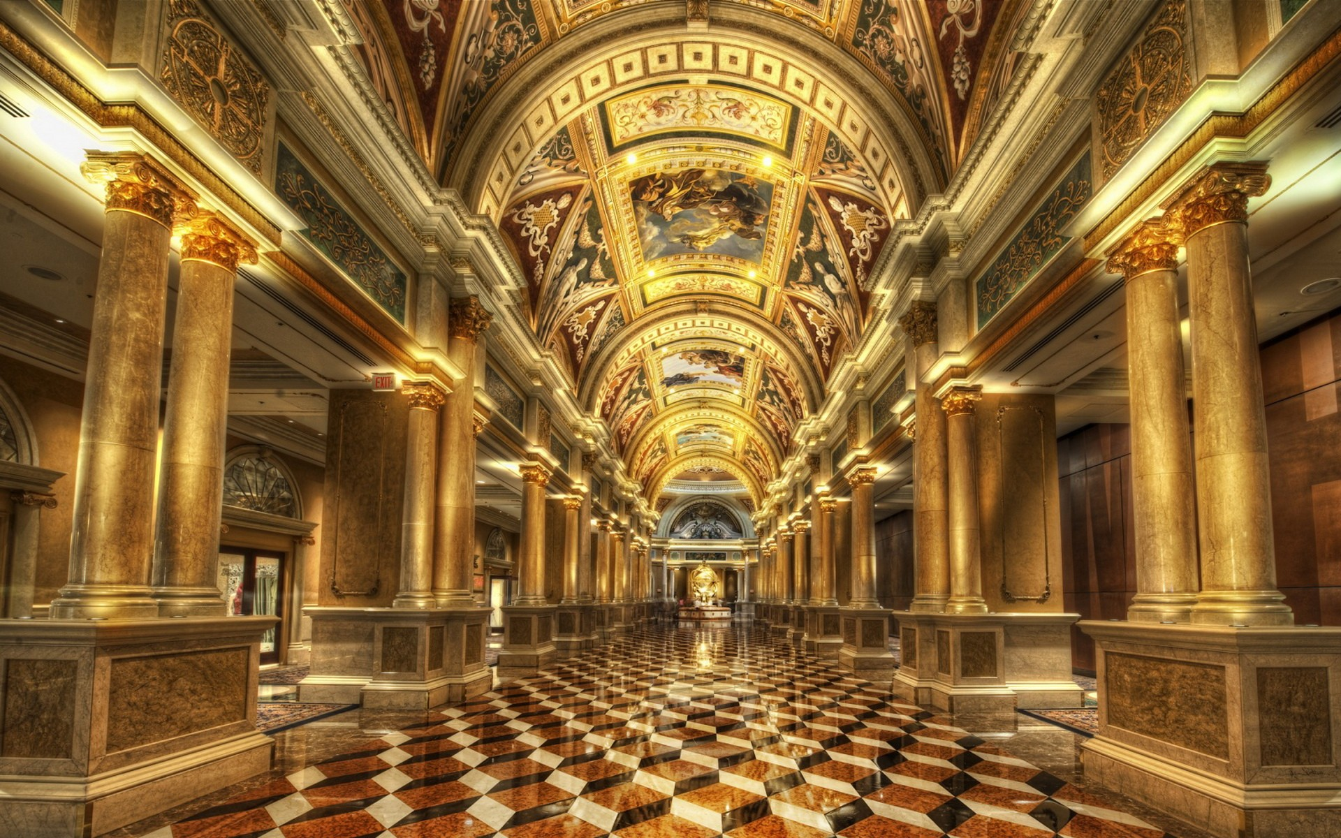 17 stunning hd palace wallpapers - Wallpaper interior design pictures ...
