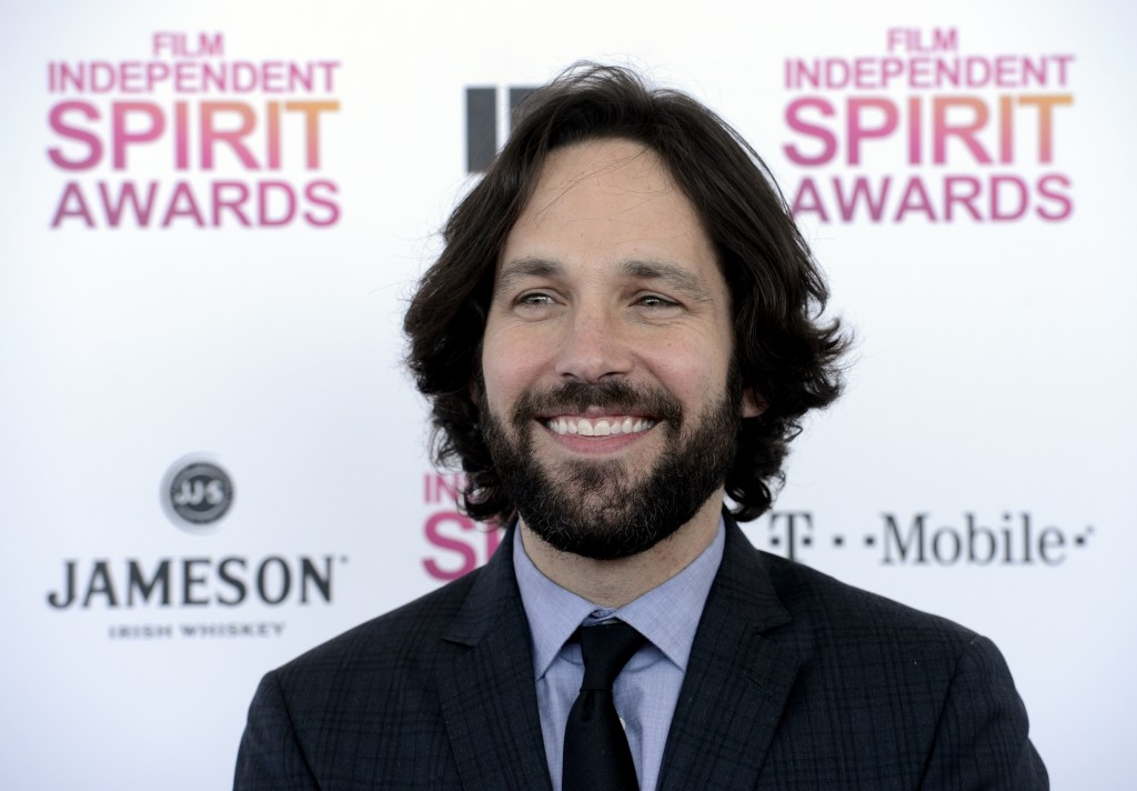 paul rudd smile wallpapers