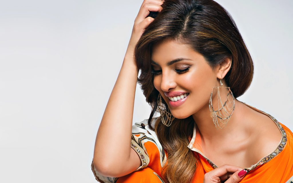 priyanka chopra smile widescreen wallpapers