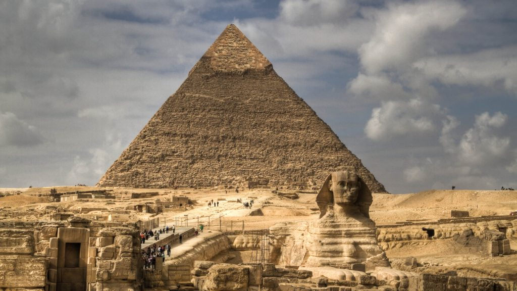 pyramid widescreen wallpapers