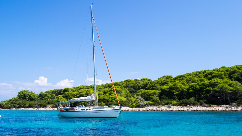 sailboat travel widescreen wallpapers