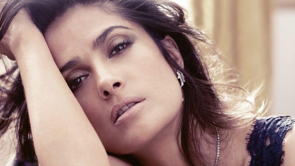 salma hayek celebrity desktop wallpapers