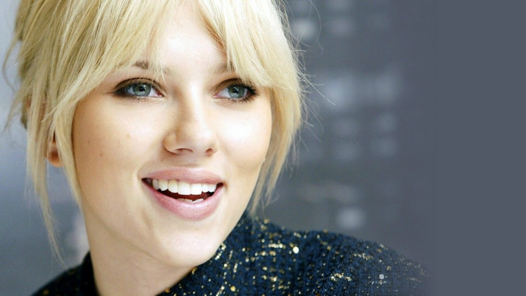 scarlett johansson face wallpapers