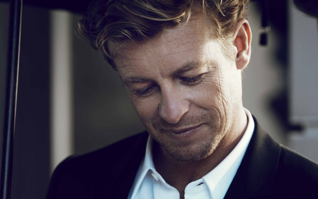 simon baker hd wallpapers