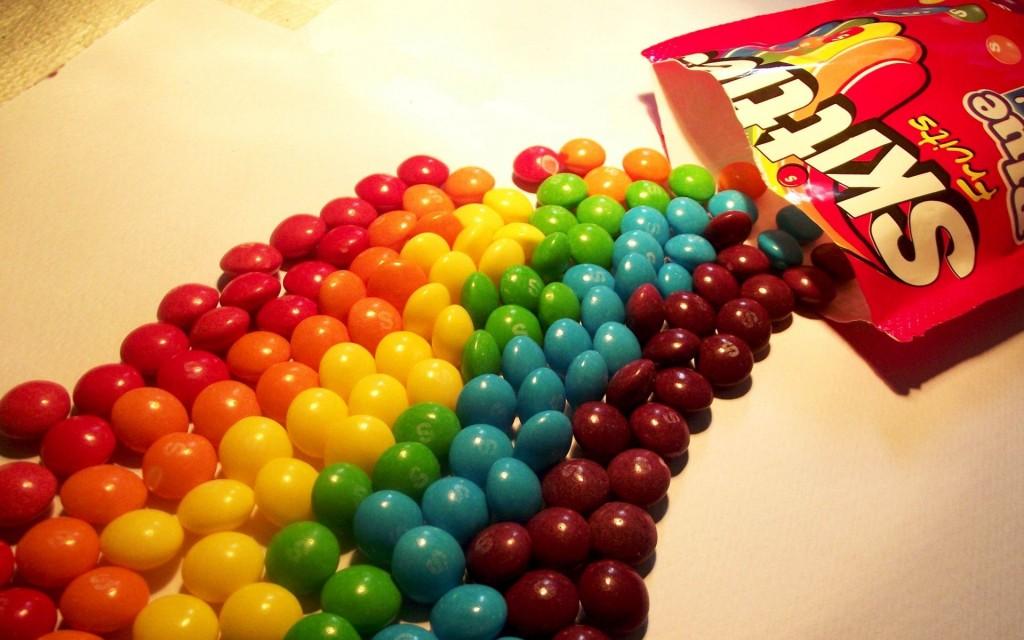 skittles candy desktop wallpapers