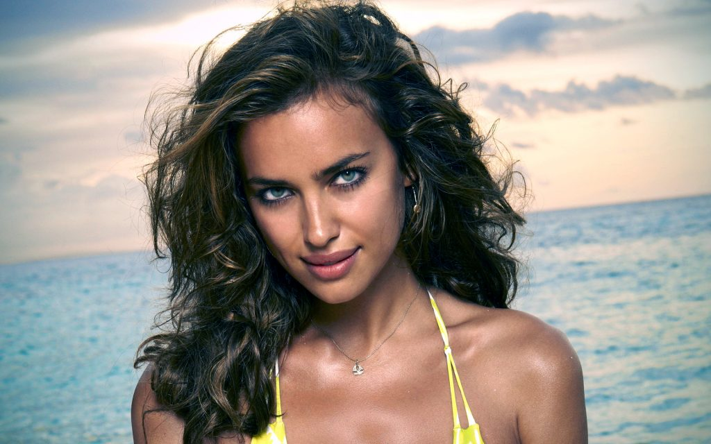 stunning irina shayk wallpapers