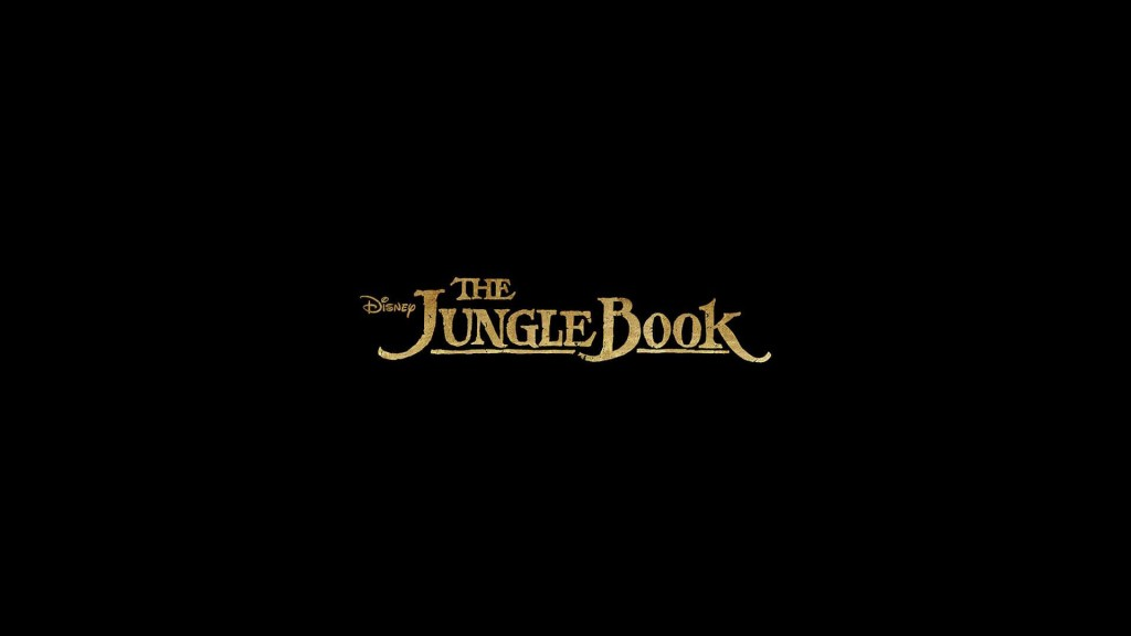 the jungle book movie logo wallpapers