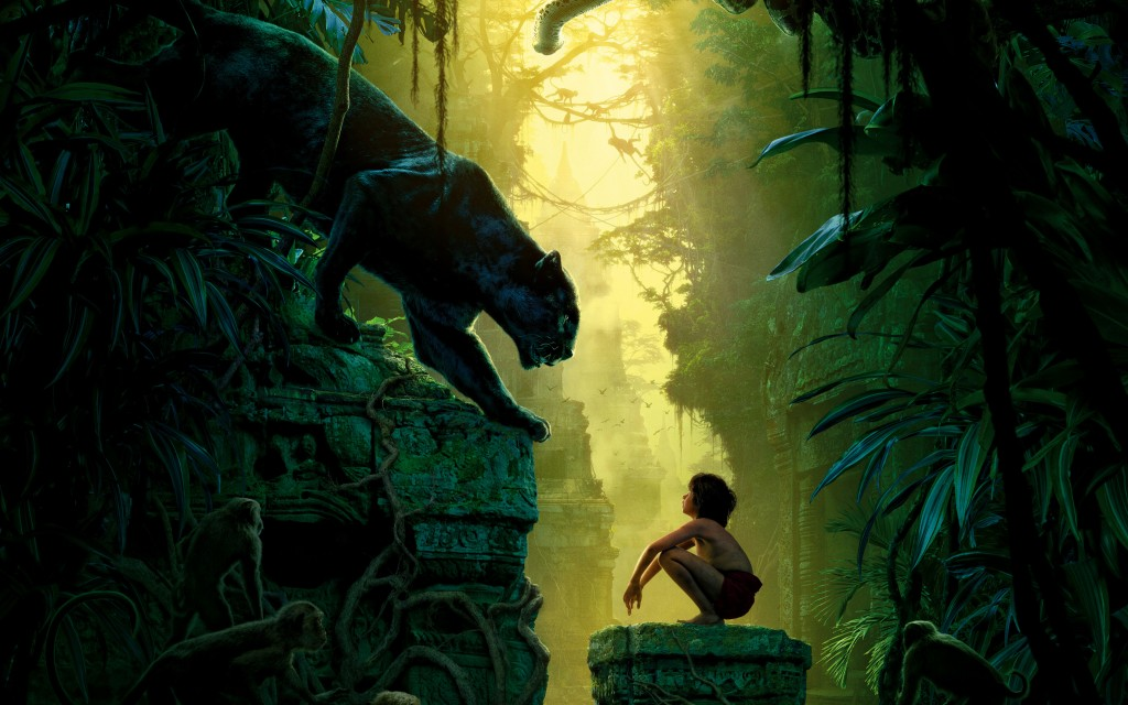 the jungle book movie widescreen wallpapers