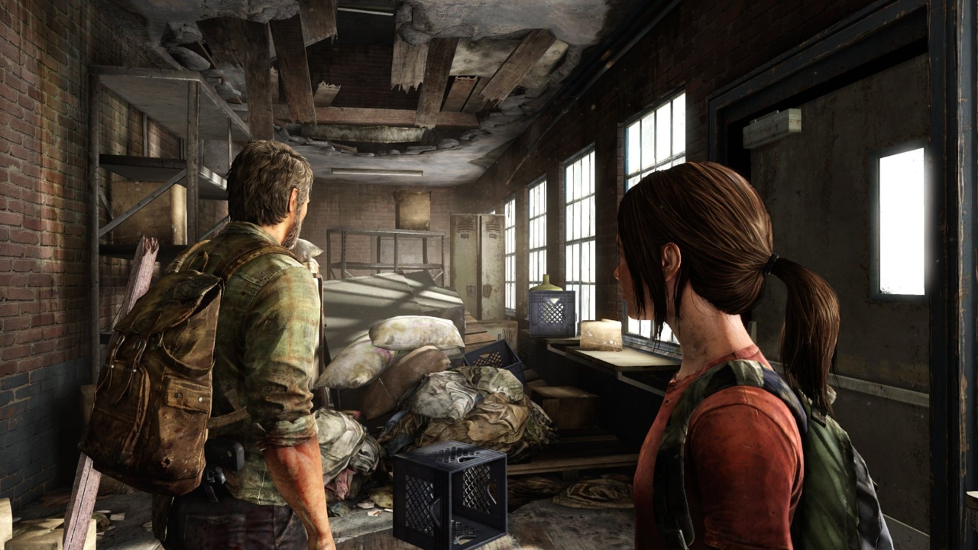 10 HD The Last Of Us Game Wallpapers