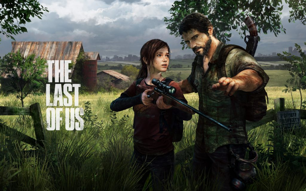 the last of us game widescreen wallpapers