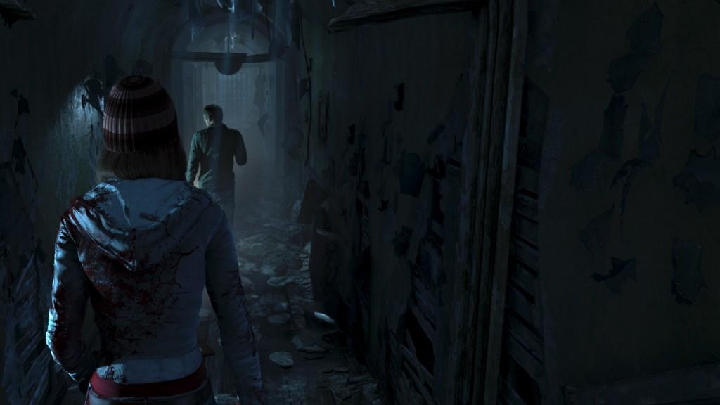 until dawn video game