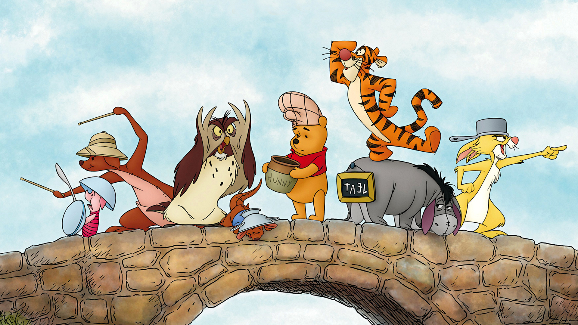 18 Hd Winnie The Pooh Wallpapers
