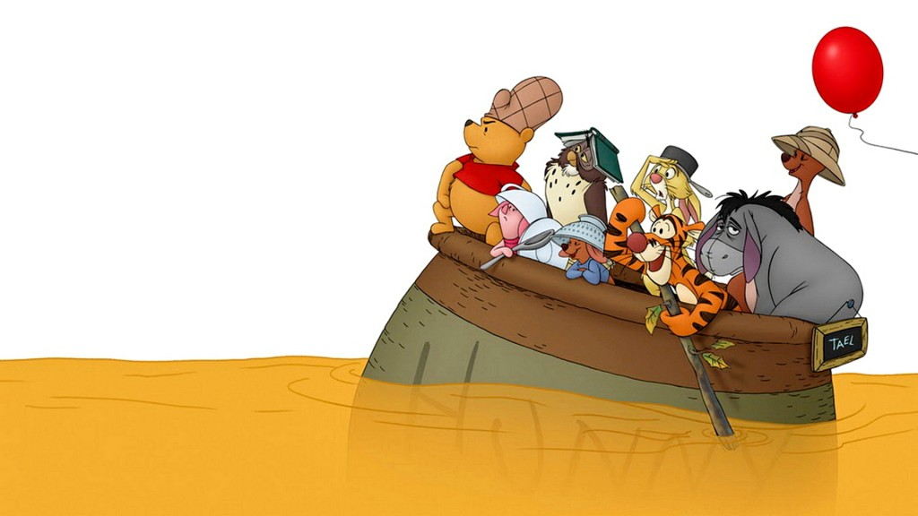 winnie the pooh wallpapers