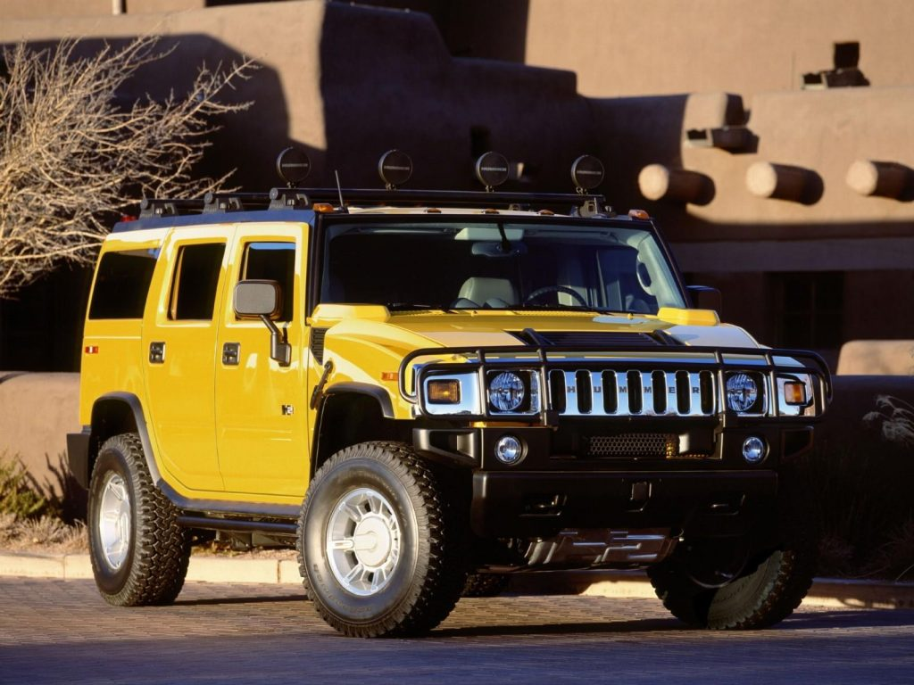 yellow hummer pictures wallpapers