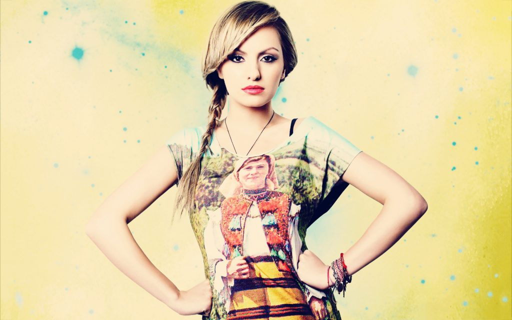 alexandra stan singer wallpapers