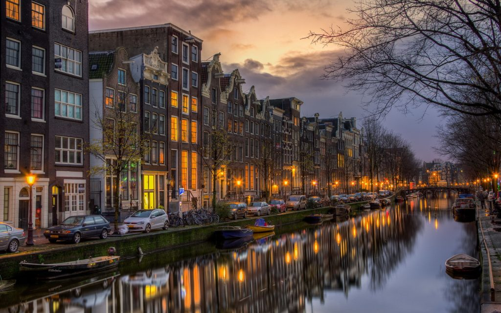 amsterdam wallpapers