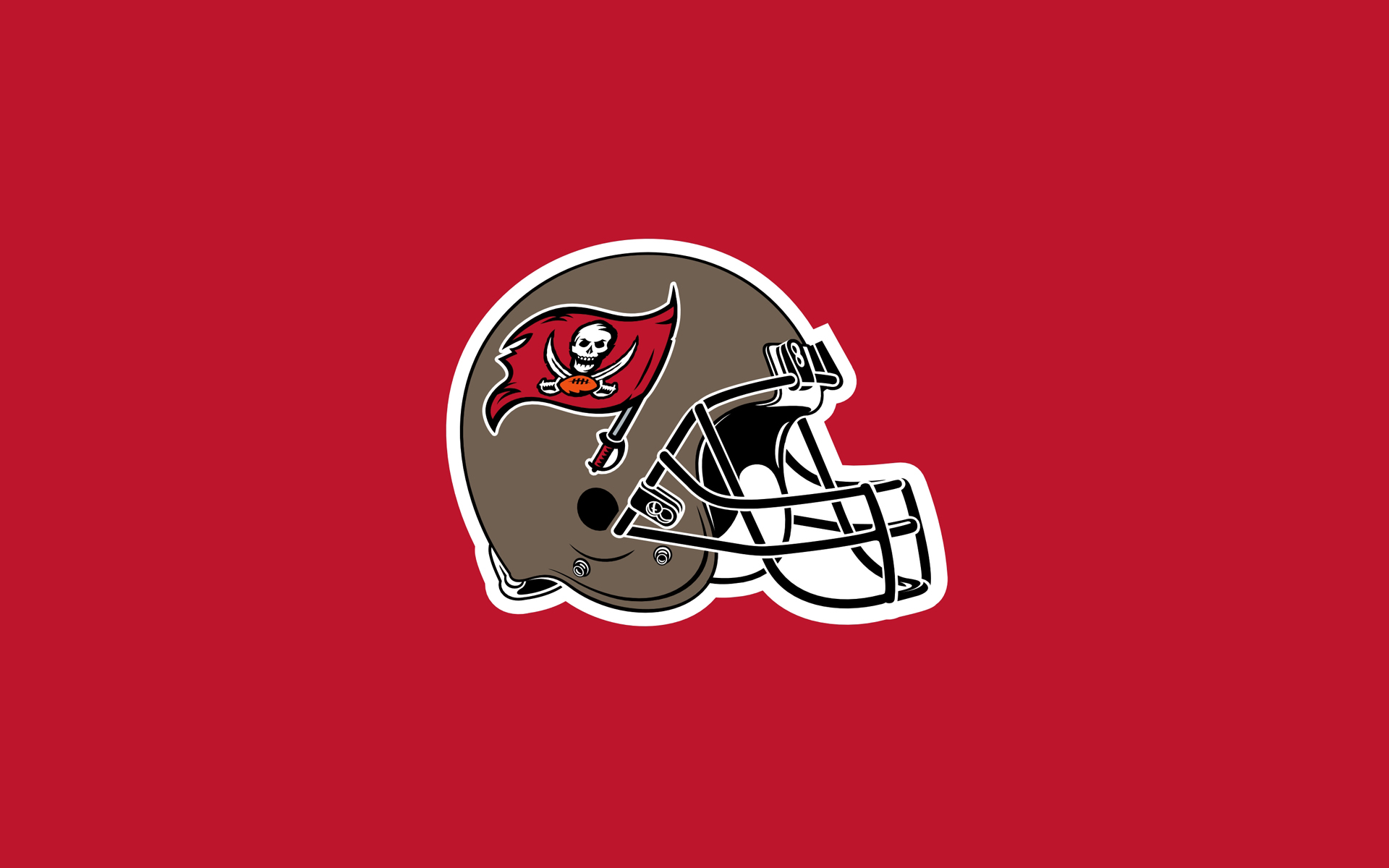 Download Buccaneers Logo Wallpaper