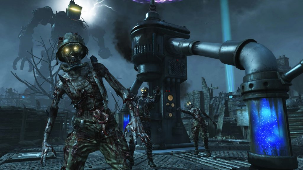 call of duty zombies hd wallpapers