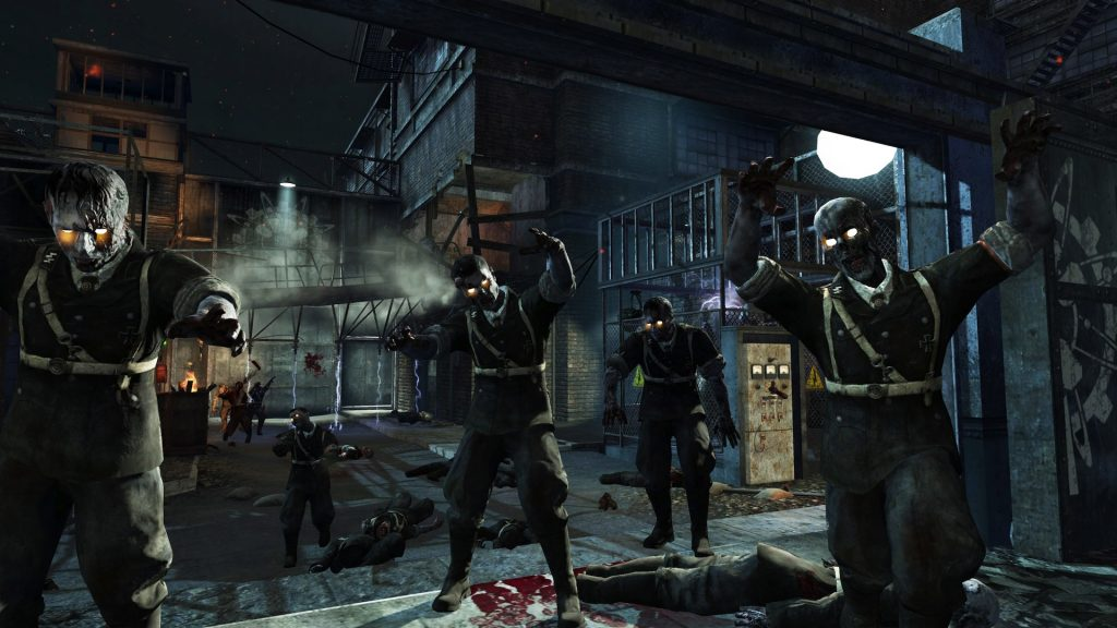call of duty zombies wallpapers