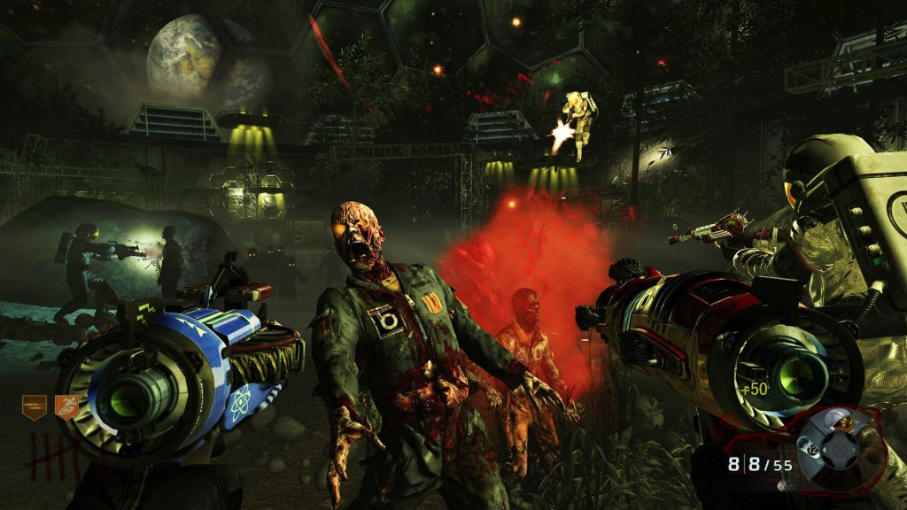 call of duty zombies gameplay wallpapers