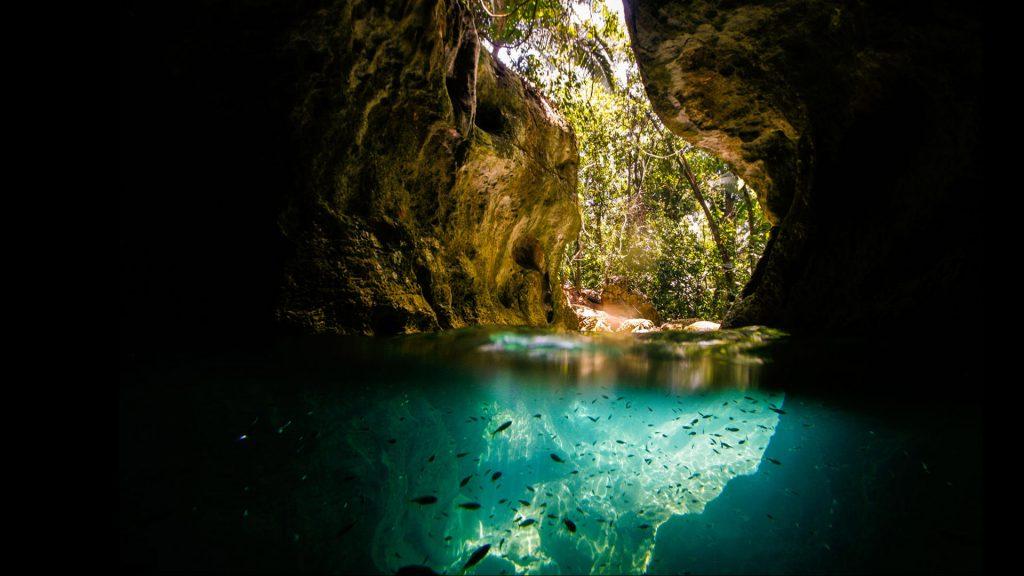 cave water desktop wallpapers