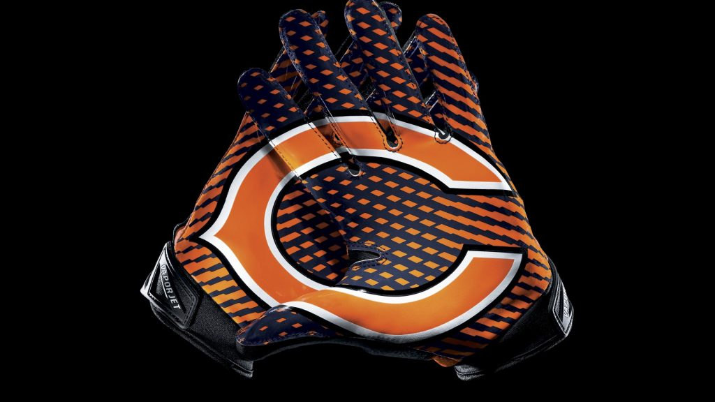 chicago bears gloves wallpapers