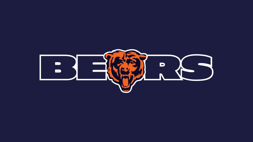 chicago bears logo wallpapers