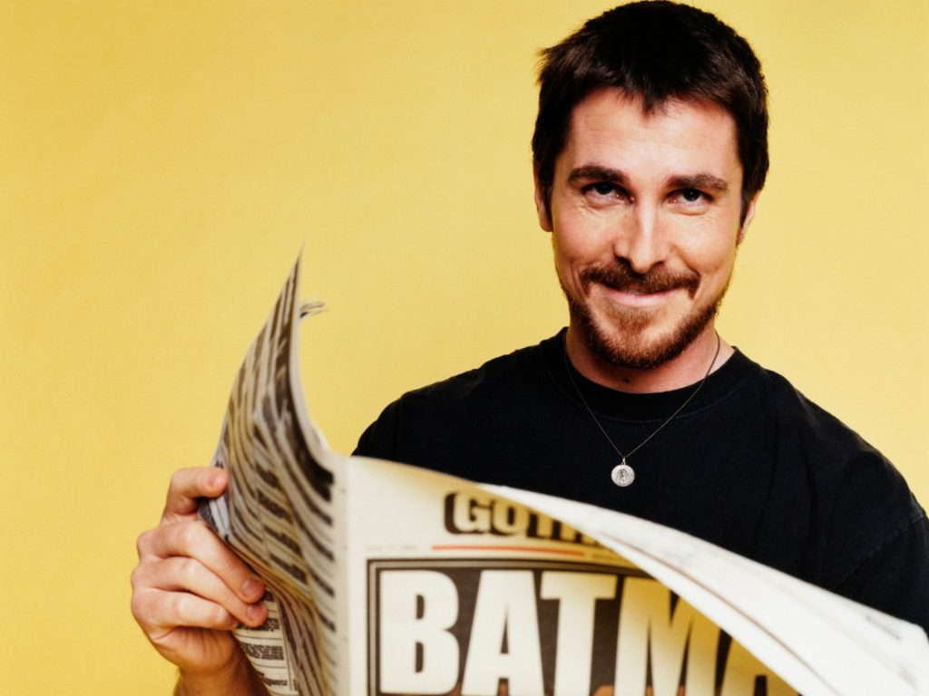 christian bale computer wallpapers