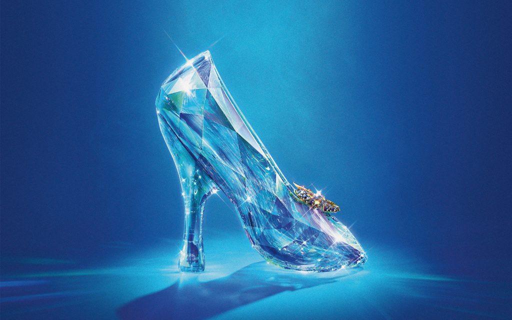 cinderella movie shoe widescreen wallpapers