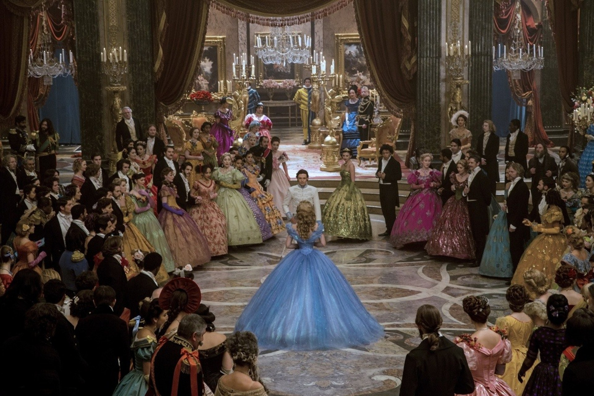 14 Hd Cinderella Movie Wallpapers