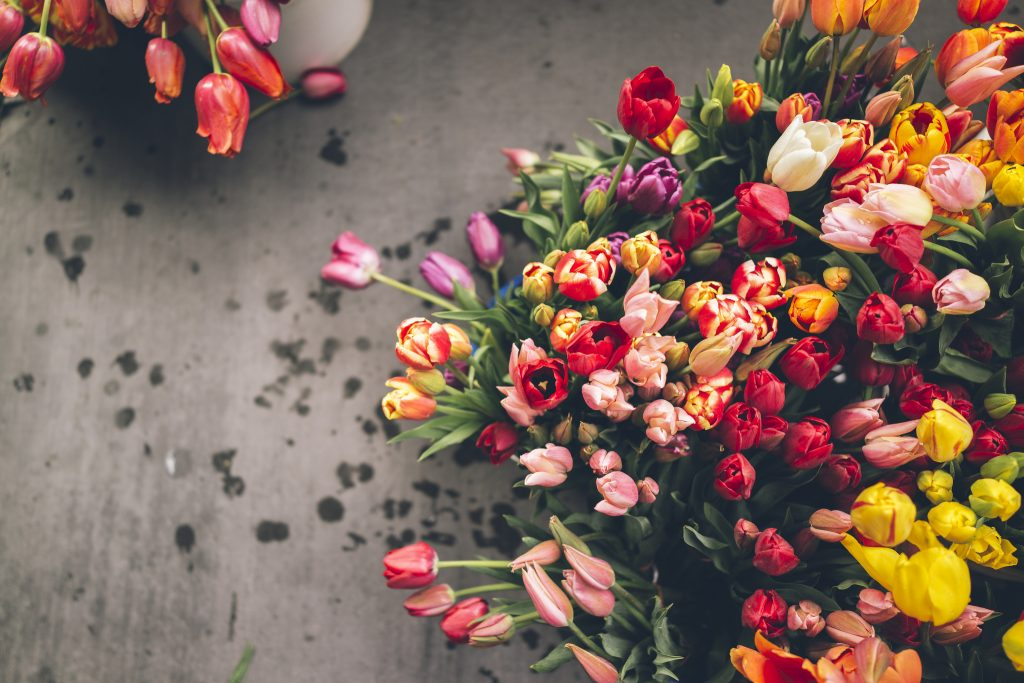 colorful flower bouquet wallpapers