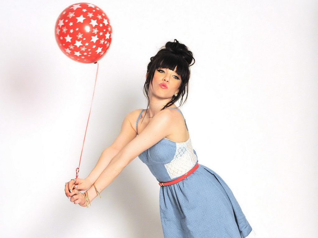 cute carly rae jepsen wallpapers