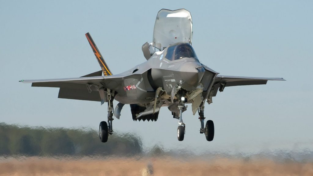 f35 plane landing wallpapers
