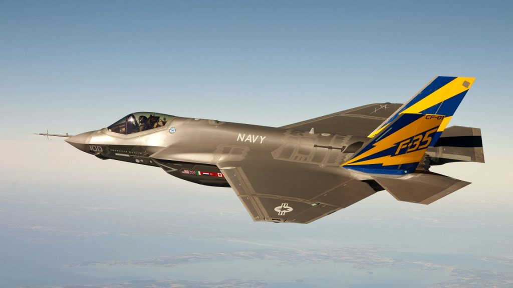 F35 Lightning II wallpapers