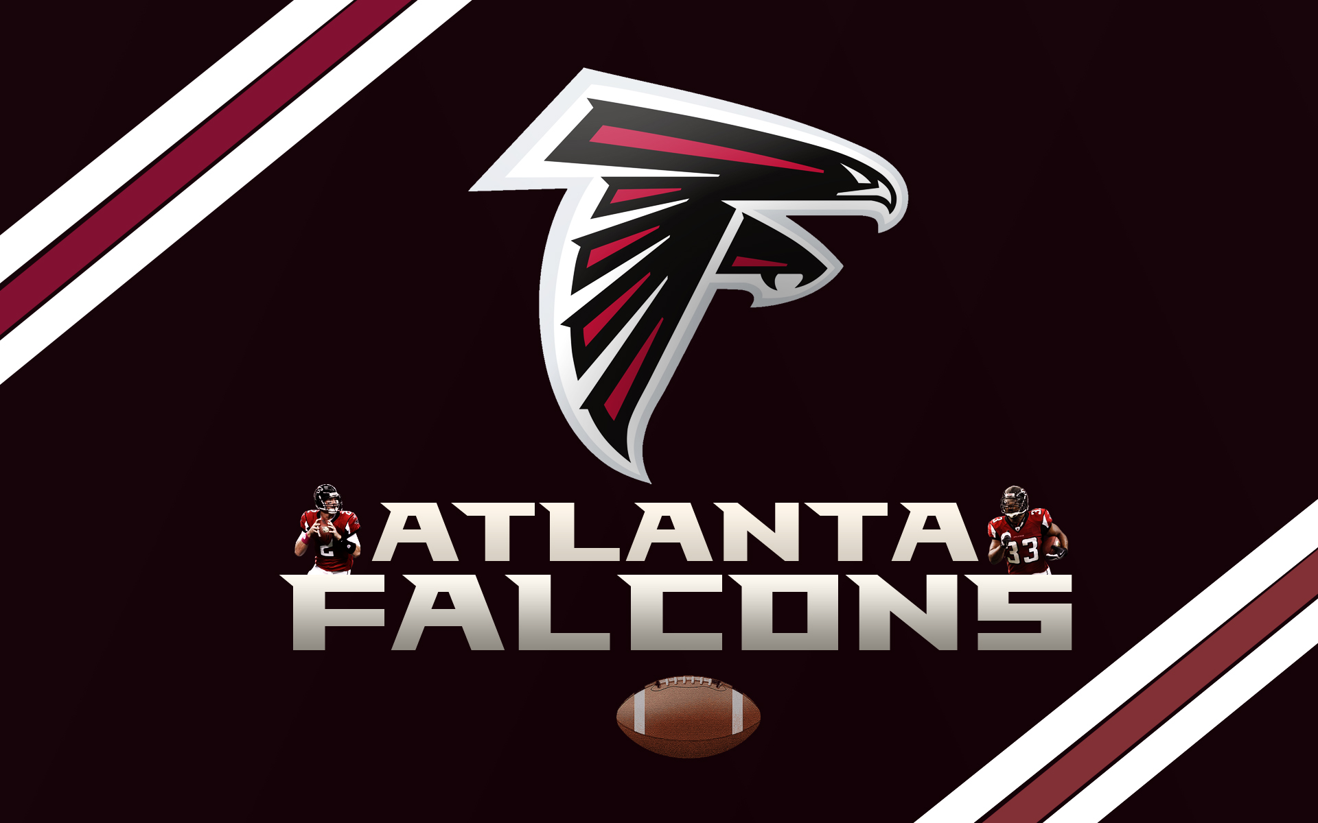 Atlanta Falcons Logo Photos Nfl Iphone Wallpapers: 8 HD Atlanta Falcons Wallpapers