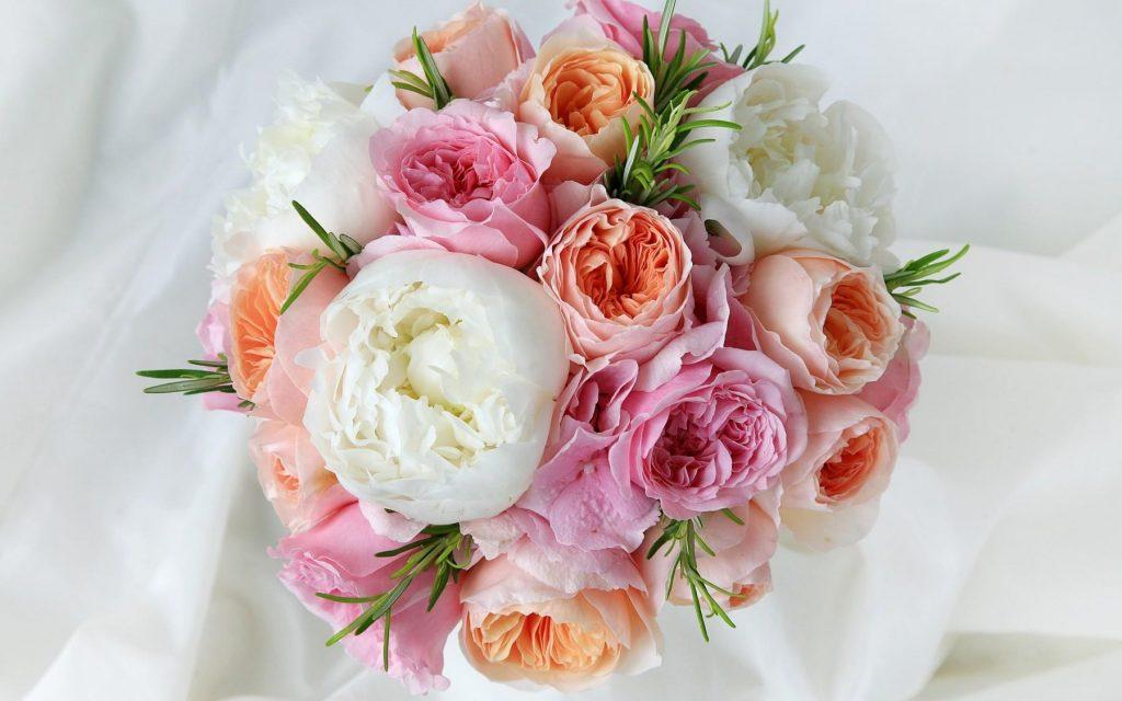 flower bouquet wide wallpapers