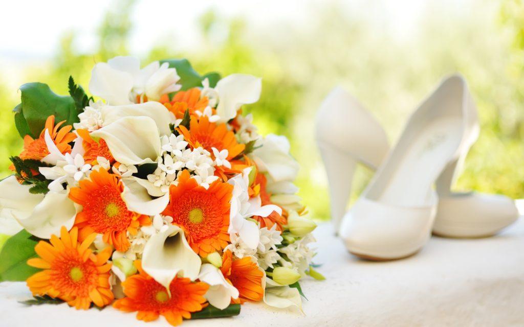 flower bouquet widescreen wallpapers