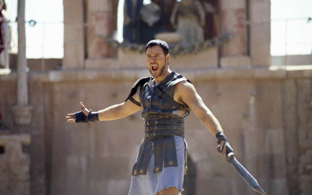 gladiator movie desktop wallpapers