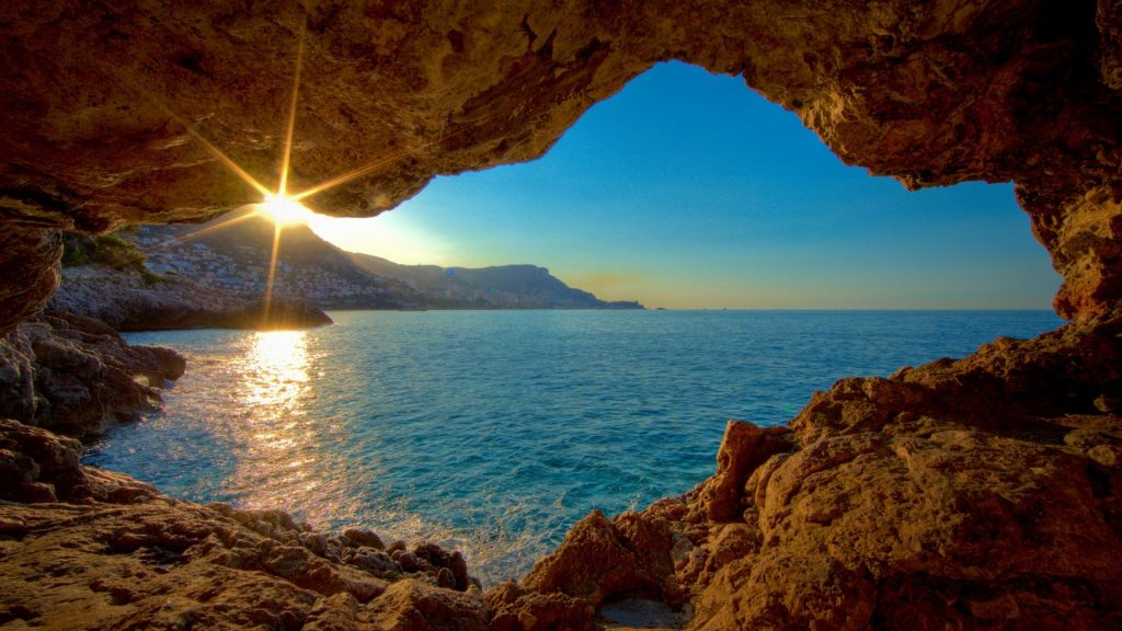 gorgeous cave wallpapers