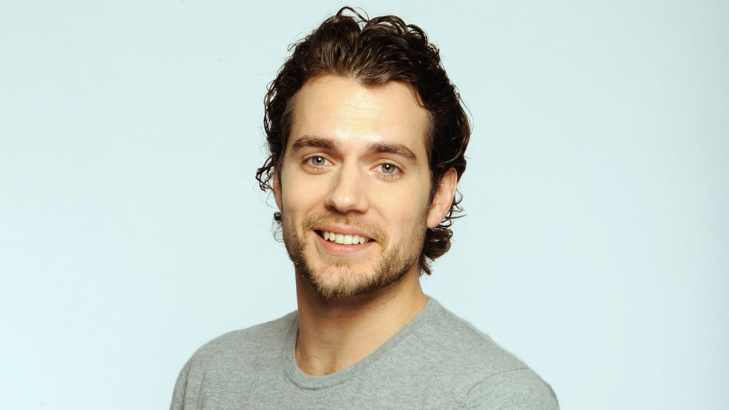 henry cavill smile wallpapers