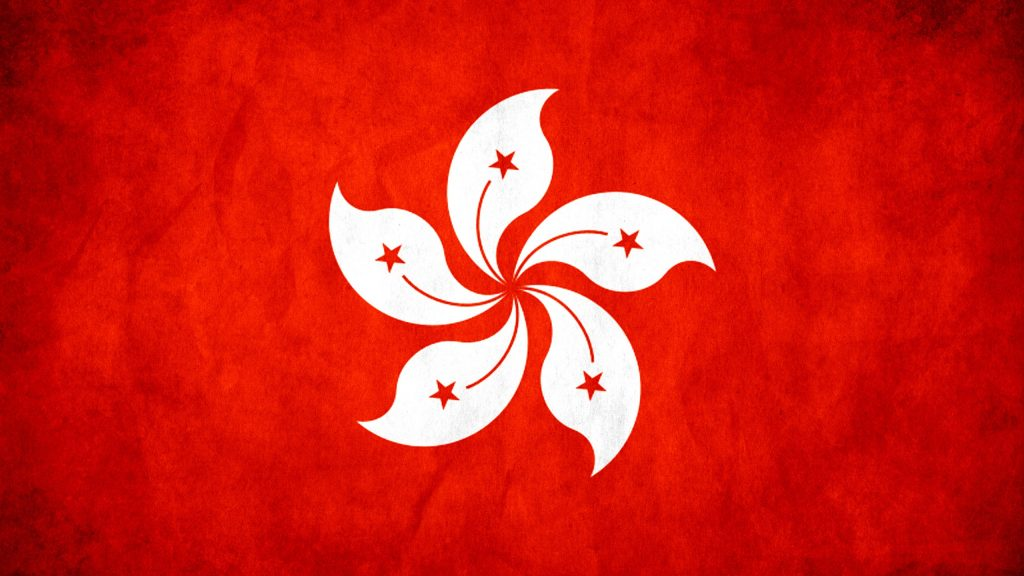 hong kong flag background wallpapers