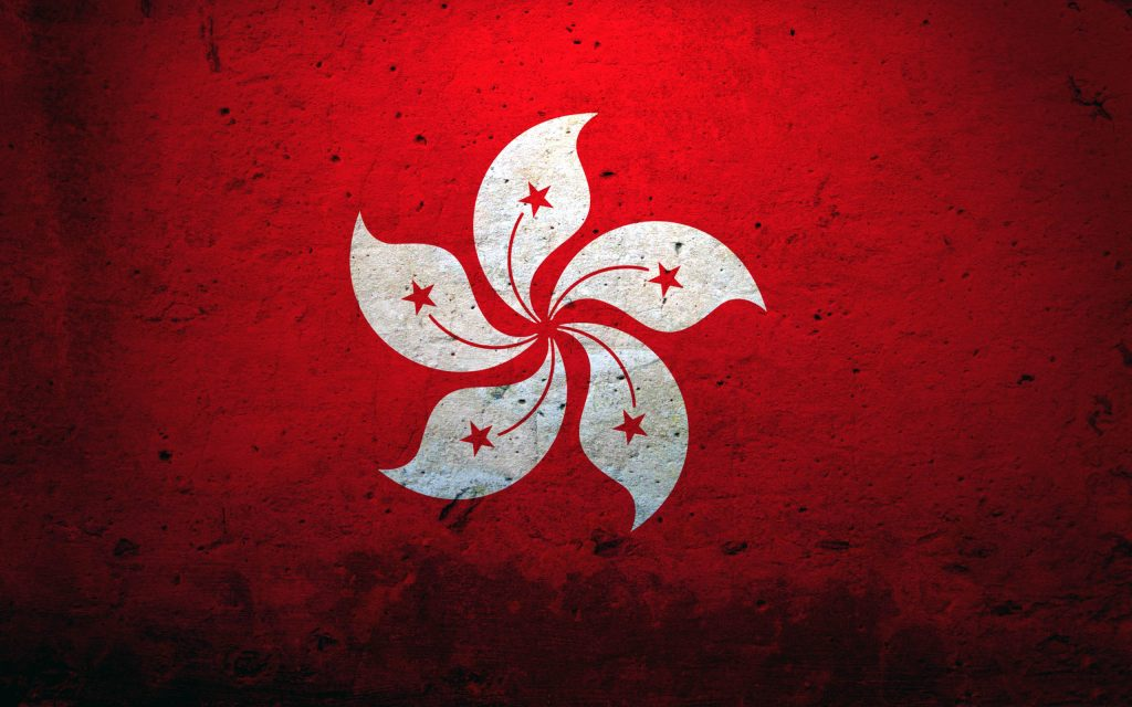 hong kong flag wallpapers
