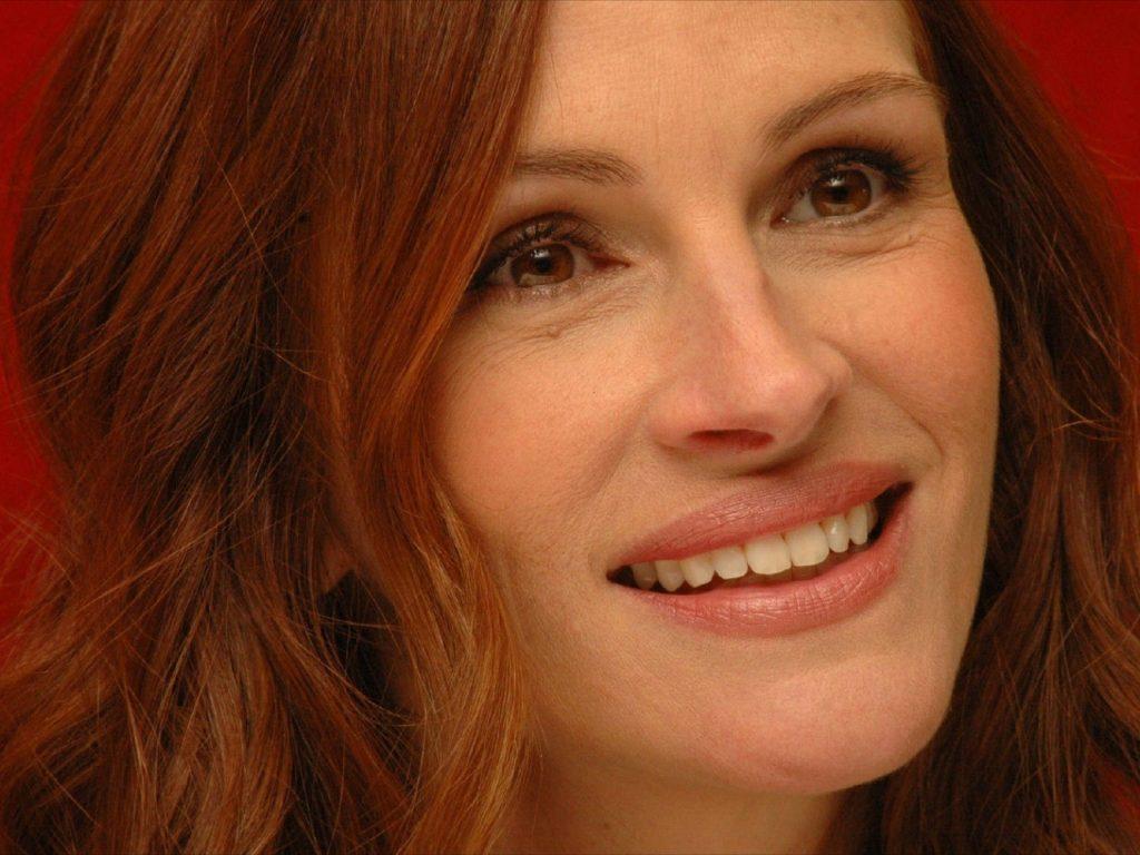 Julia Roberts Face