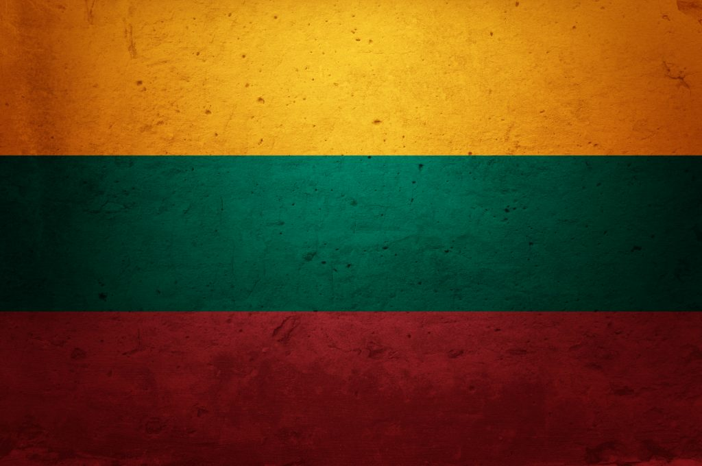 lithuania flag background wallpapers