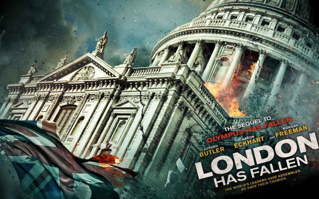 london has fallen movie poster wallpapers