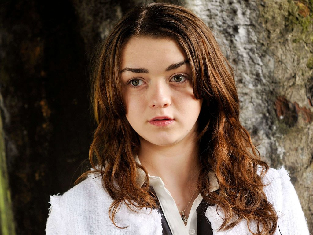 maisie williams computer wallpapers