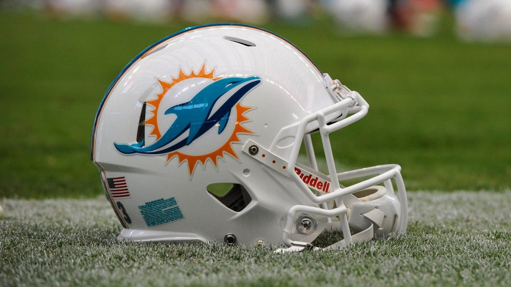 miami dolphins helmet wallpapers
