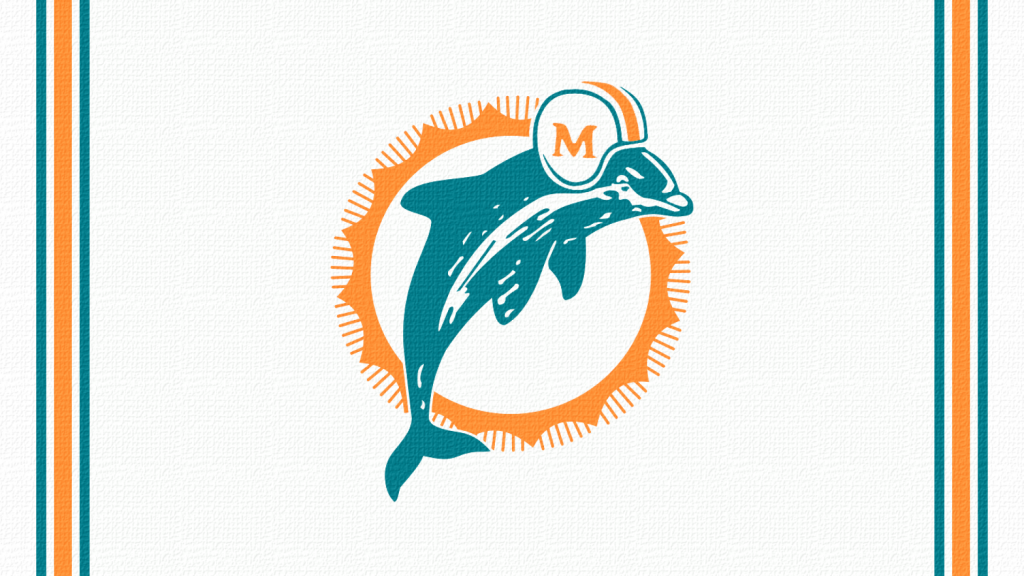 miami dolphins retro wallpapers
