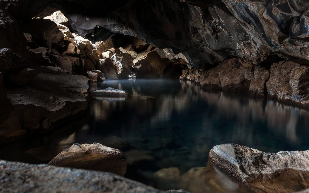 nature cave water wallpapers